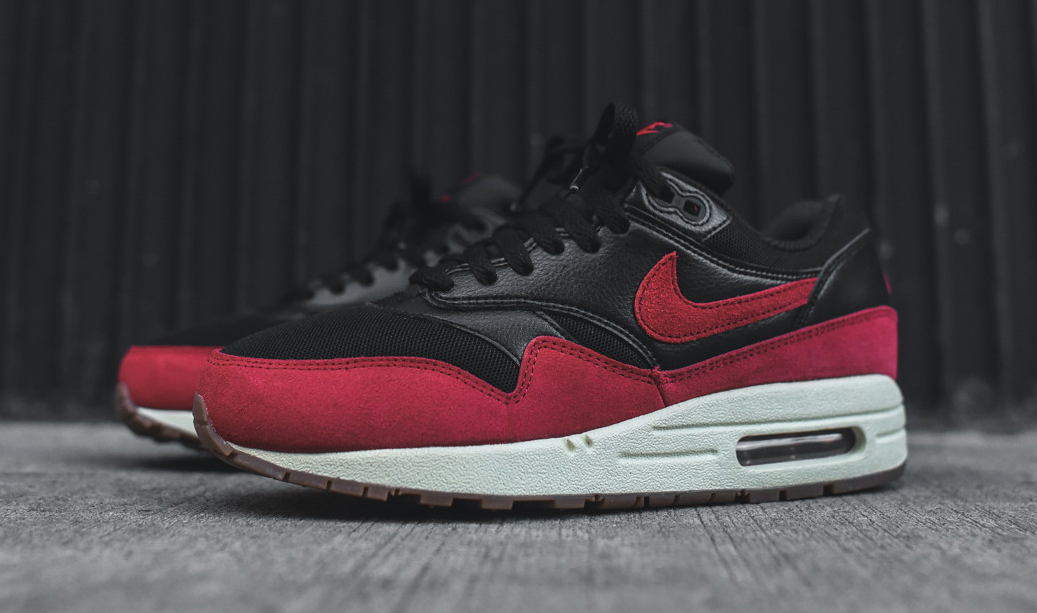 Nike Made a  Bred  Air Max 1 for Women  8a8c5ab465