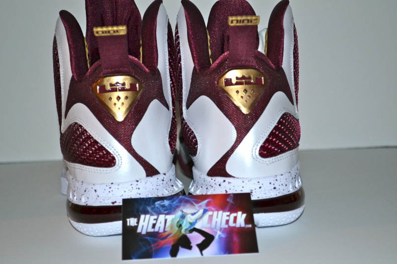 Nike LeBron 9 - Christ the King Home (3)