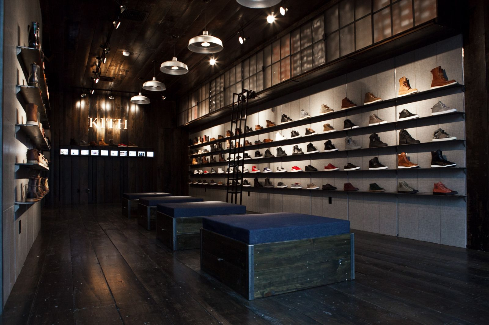 The top sneaker boutiques in the world right now sole for Top ten boutiques