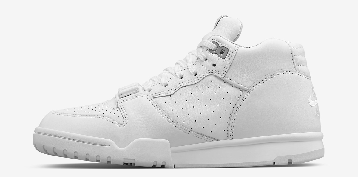 newest collection 47225 c4a06 Release Reminder  Fragment x Nike Air Trainer 1  US Open  Pack   Sole  Collector
