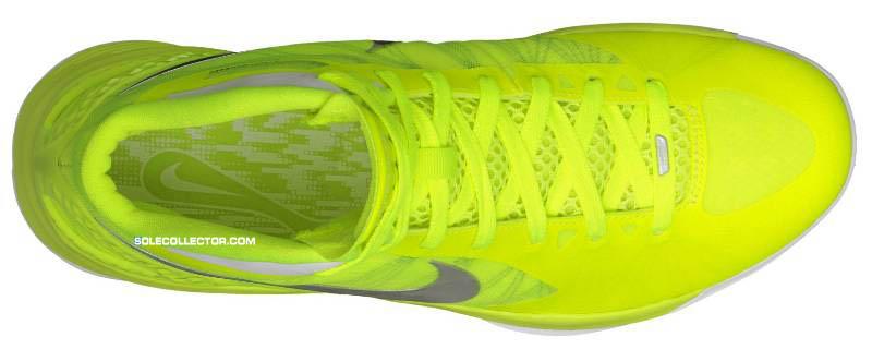 huge selection of 657f2 4d228 Nike Zoom Hyperdunk 2011 Volt White Black 454138-700
