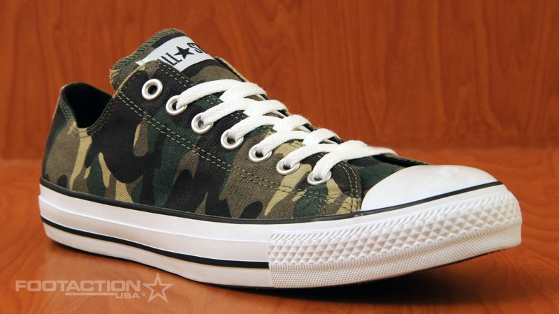 Converse Chuck Taylor All Star Camo Pack Sole Collector