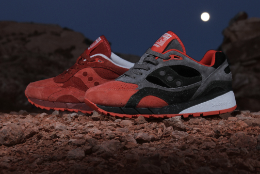 Premier x Saucony Shadow 6000 Life on Mars Pack