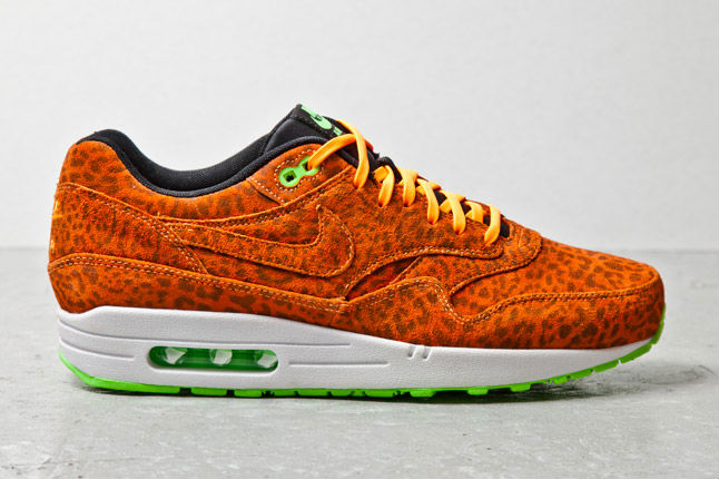 Nike Air Max 1 FB - Orange Leopard (1)