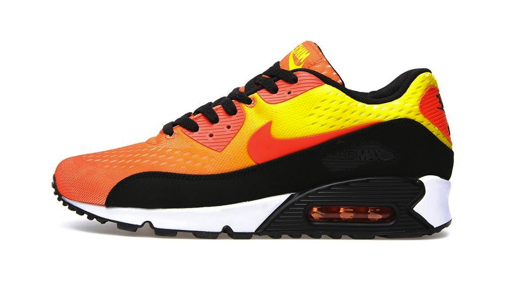 The Nike Air Max 90 EM \u0026quot;Sunset\u0026quot; drops this June at select Nike Sportswear accounts. For those looking to secure their pair now, the sneaker is available for ...