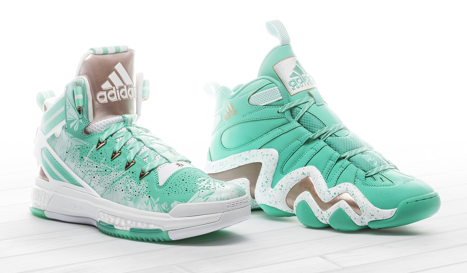 new product 4cbca cc5b4 Adidas Athletes Will Wear These Sneakers for the NBAs Christmas Games