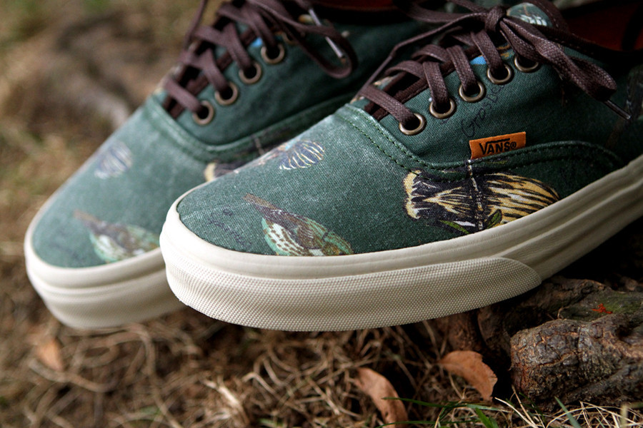 e4a3f22c81 Look for the Authentic Bird Pack at your local Vans California retailer  like Kith NYC.