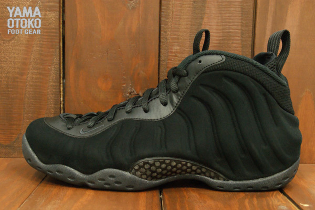 944479d2ac1 Another Look at the  Black Suede  Nike Air Foamposite One