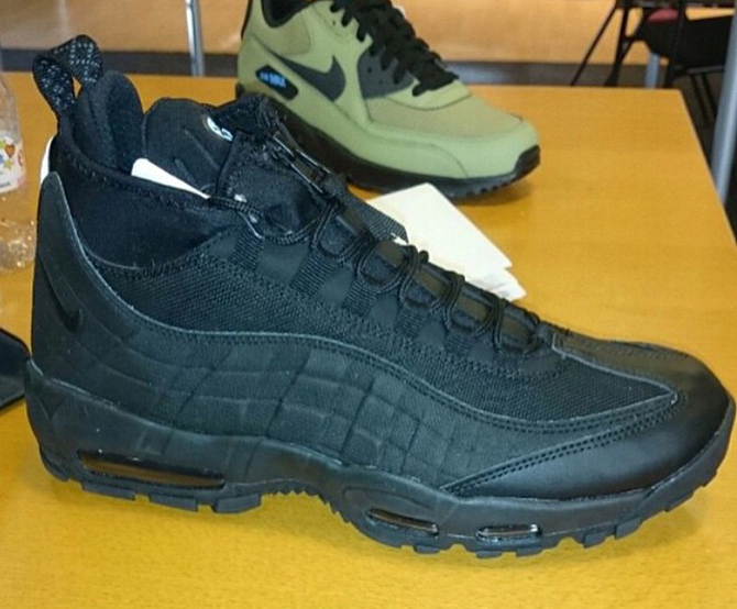 Nike Air Max 95 Sneakerboot Green