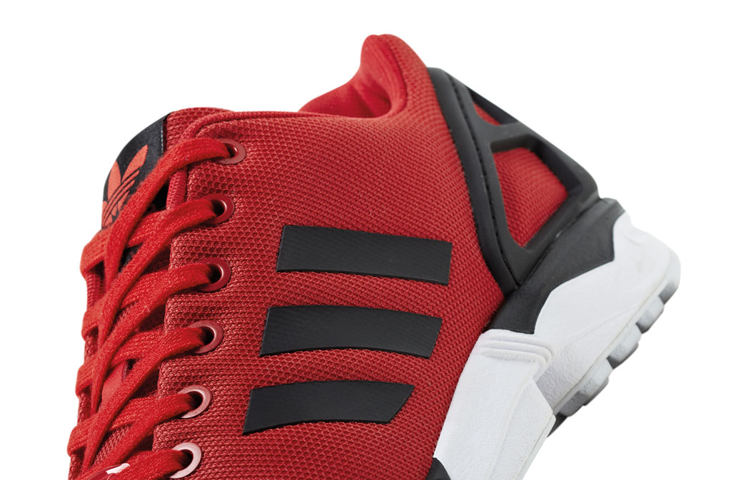 adidas ZX Flux Base Tone Pack Red (5)