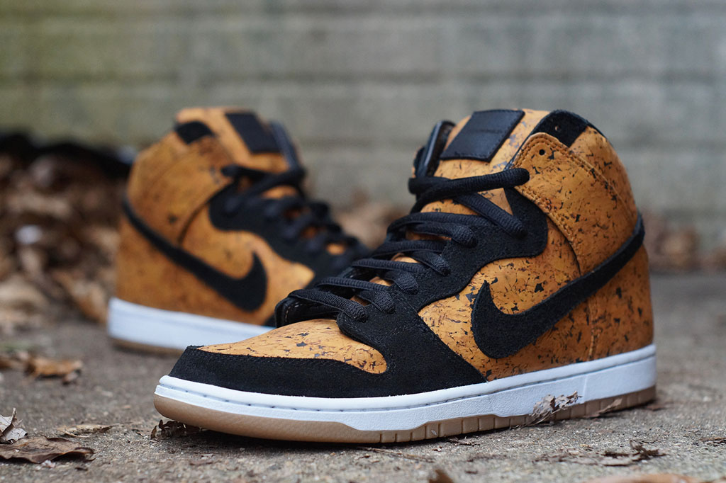 Nike Dunk High SB 'Cork' by JBF Customs (4)