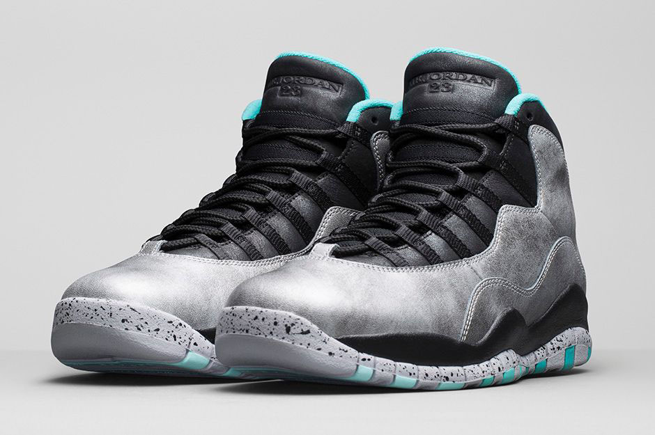 timeless design d815f 7f2f1 Air Jordan X 10 Lady Liberty Release Date 705178-045 (1)