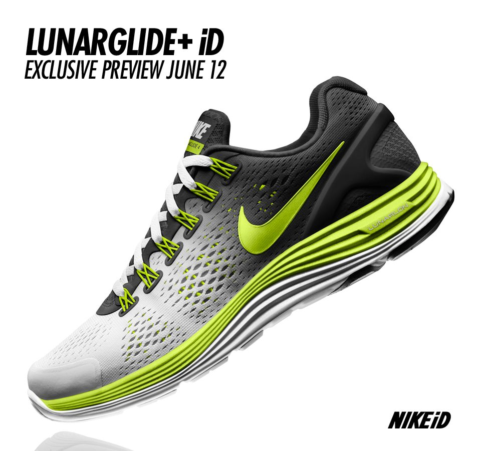 info for a57c7 99a2c nike lunarglide +4 id samples