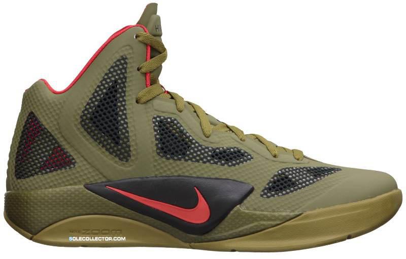 e27422f420bb Nike Zoom Hyperfuse 2011 Iguana Max Orange Black 454136-200