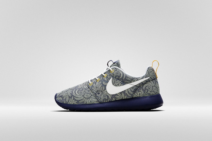 online store 74f9a 85e2e Liberty of London x Nike Sportswear Spring 2014 Collection   Sole Collector