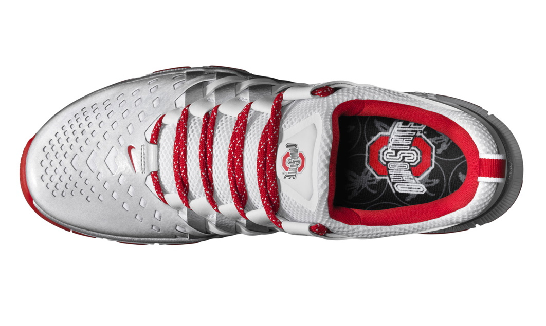 nike free trainer 5 0 ohio state sole collector