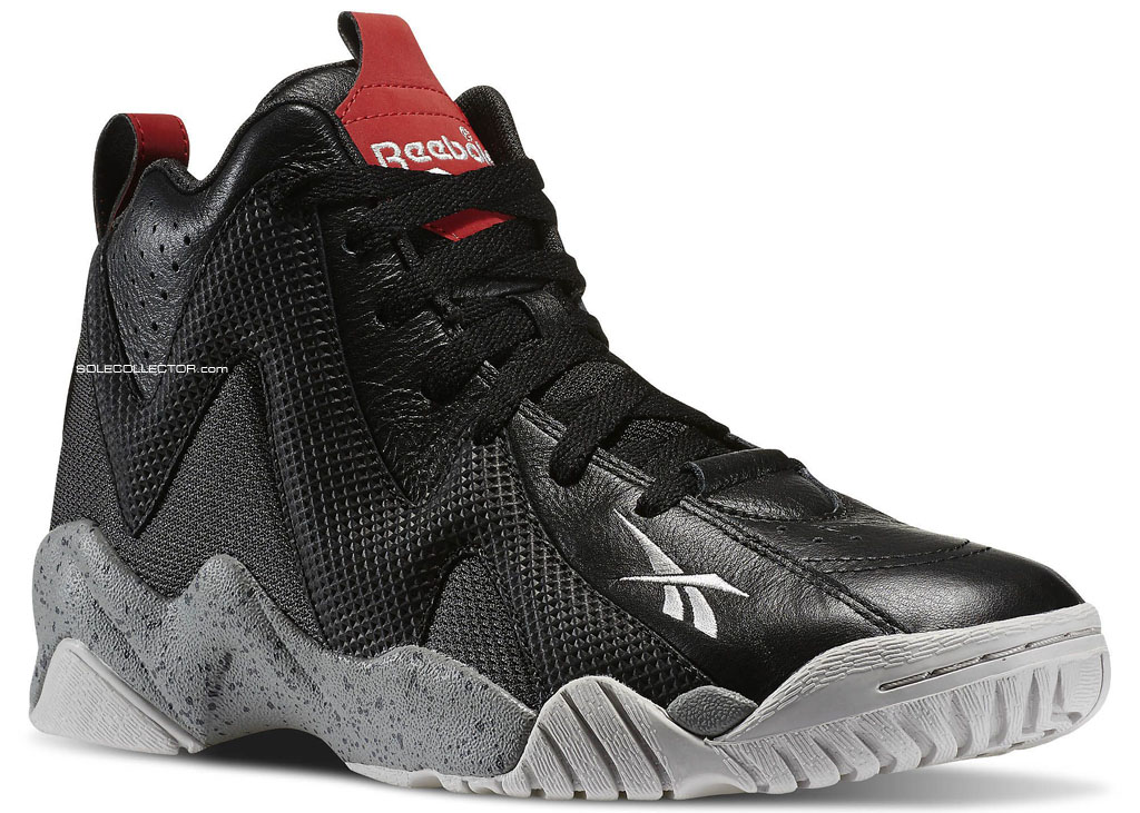 6b4f5f9e1544 Reebok Kamikaze II 2 Black Red-Cement Grey (1)