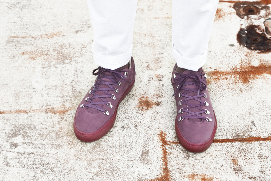 Filling Pieces AW 13 Mountain Cut burgundy