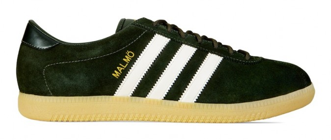 adidas Originals Malmo - Green/Chalk/Gum - Size? Exclusive