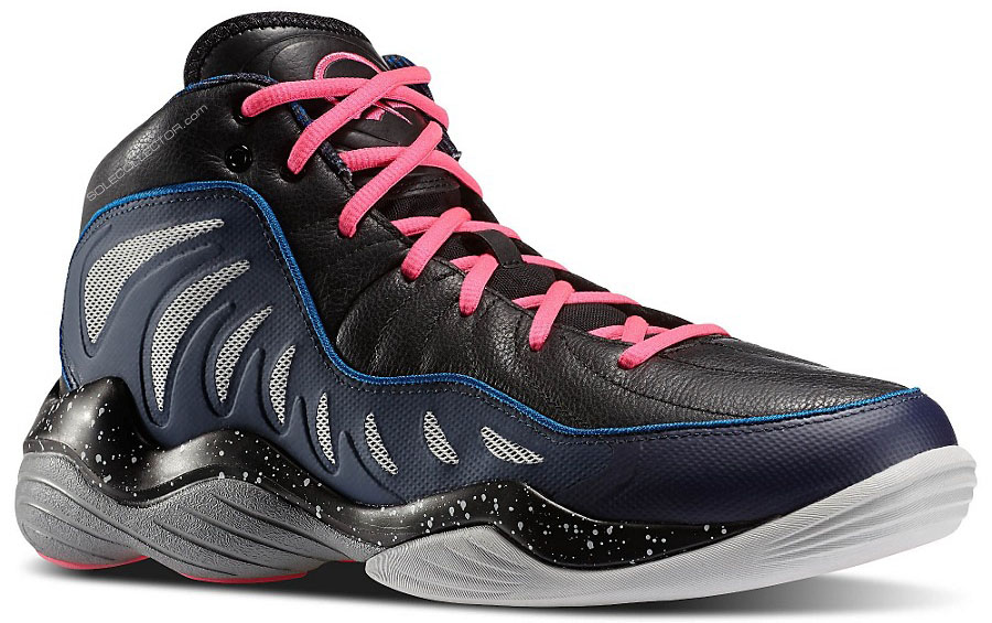 Reebok Answer XIV 14 Black/Navy-Pink (1)