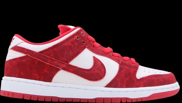 Nike Dunk Low Premium SB University Red/University Red-White