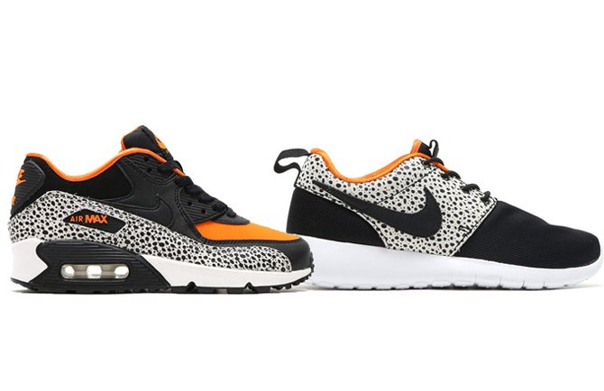 227f6814d1a Nike Gives Its Latest Pack the  OG Safari  Treatment