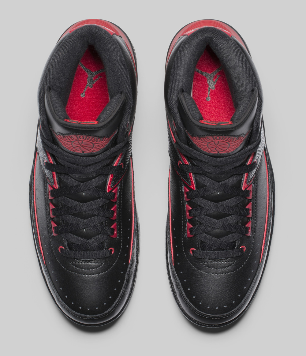 0657e73f0b9 What an Air Jordan 2 PE for Michael Jordan Would Have Looked Like in ...