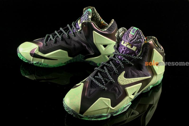 sale retailer 4f88b 721ff Nike LeBron XI GS - All-Star
