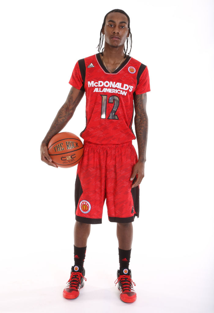 cheap for discount 96582 b43ec Players to Watch  McDonalds All American Anthony Barber