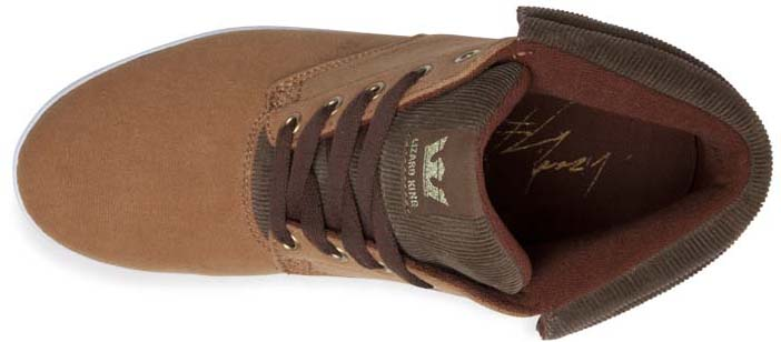 SUPRA Passion Duck Twill Lizard King Shoes (5)
