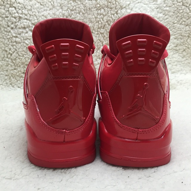 Air Jordan 11Lab4 Red 719864-600 (10)