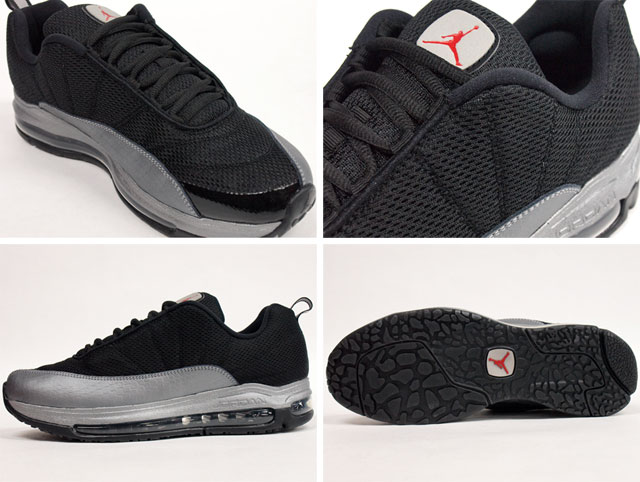 Jordan CMFT Max Air 12 Leather Grey White Red shoes