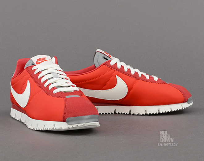 Nike Cortez NM QS in Chilling Red