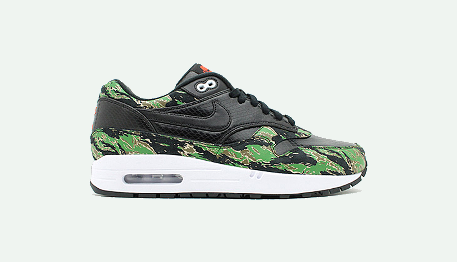 10 Best Collaborations of 2013 atmos x Air Max 1 Animal Camo