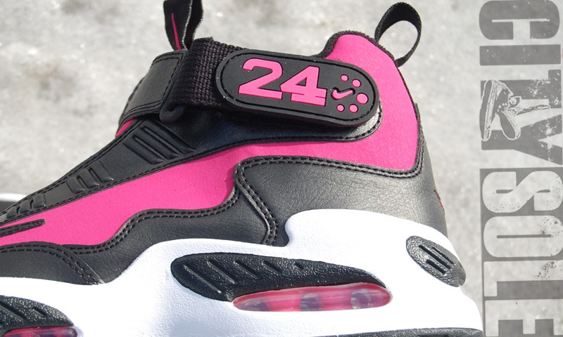 Nike Air Griffey Max I GS Black Spark White 437353-601