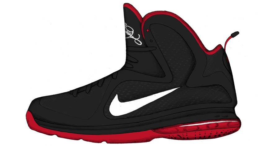 Nike Sportswear LeBron James Holiday 2011 Signature Product 17