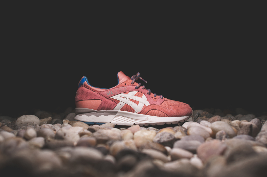 asics rose pale