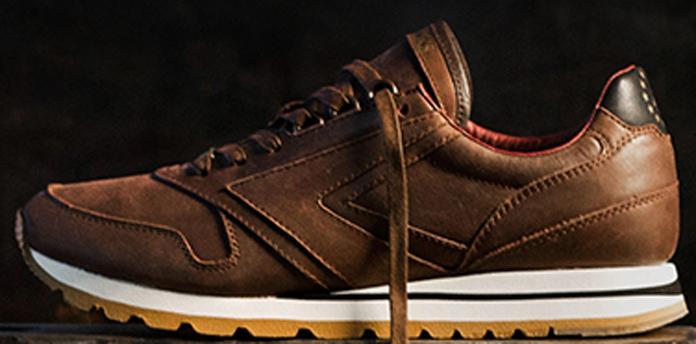 Brooks Chariot Copper Brown/Gold