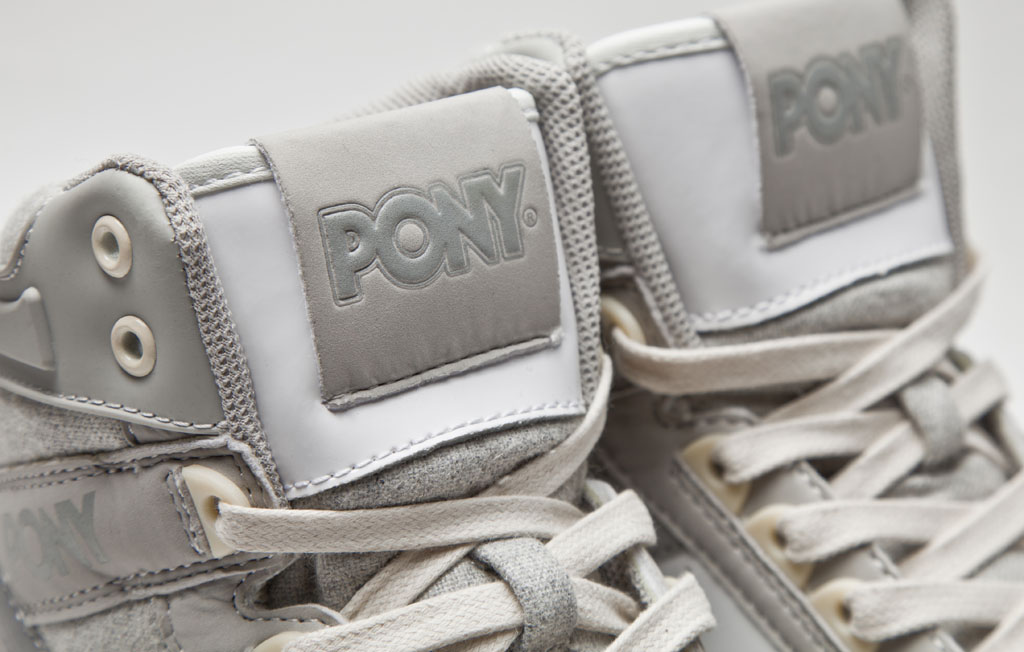 PONY M-100 Wool Pack Light Grey (3)