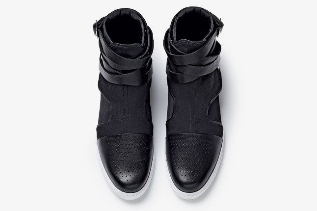 adidas SLVR Fashion Mid Strap Black (2)