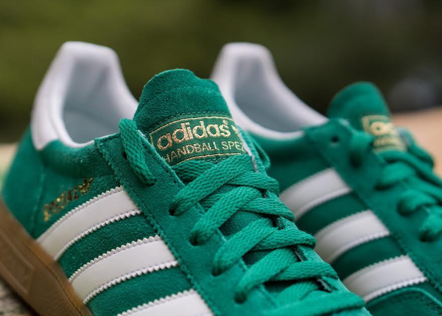 Adidas Spezial Bold Green Tongue S81822