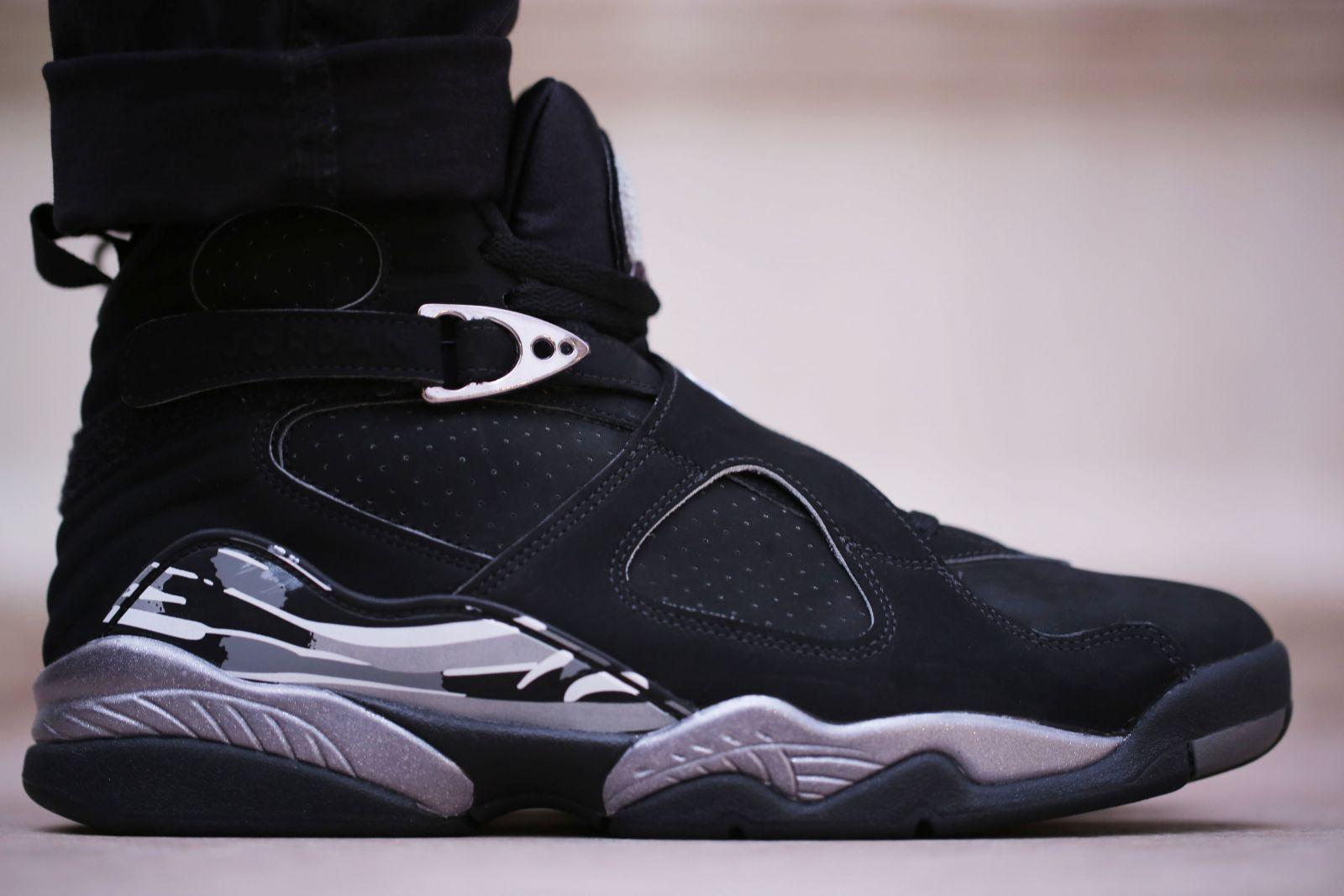 See How the Holiday 2015 Air Jordan Retros Look On-Feet. Chromes ... 8beced0d5