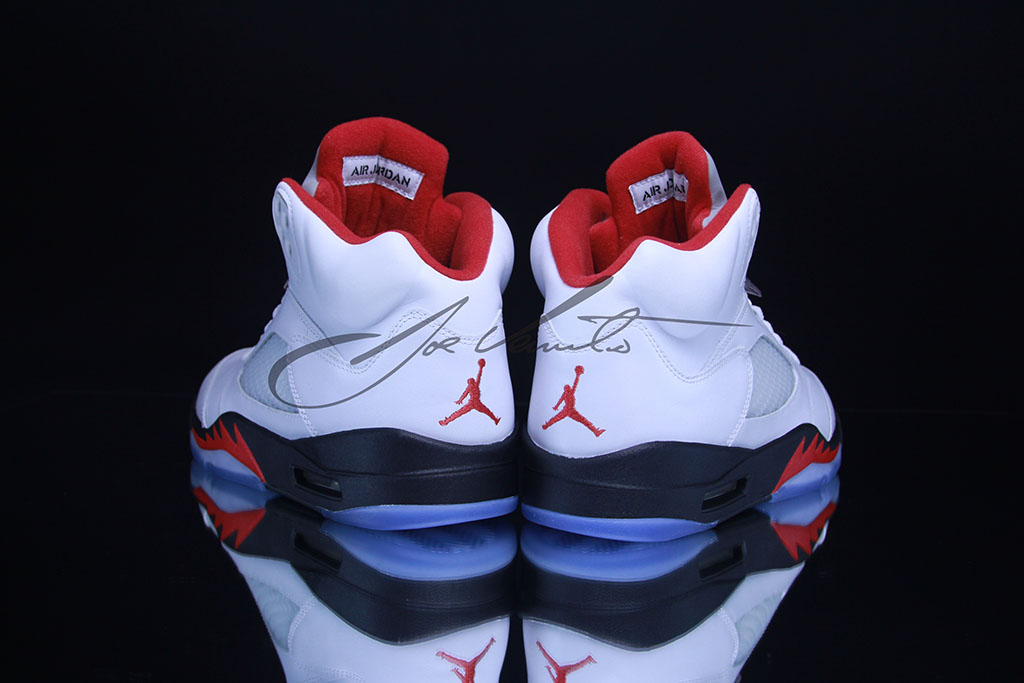 Air Jordan V 5 Fire Red 136027-100 (8)