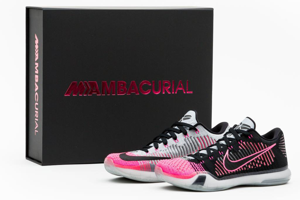 Nike Kobe 10 Elite 'Mambacurial' Special Box (2)