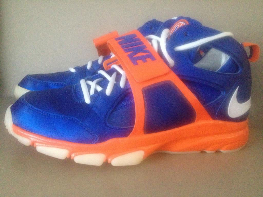 Spotlight // Pickups of the Week 4.28.13 - Nike Zoom Huarache Trainer Amar'e Stoudemire PE by jayedmo4