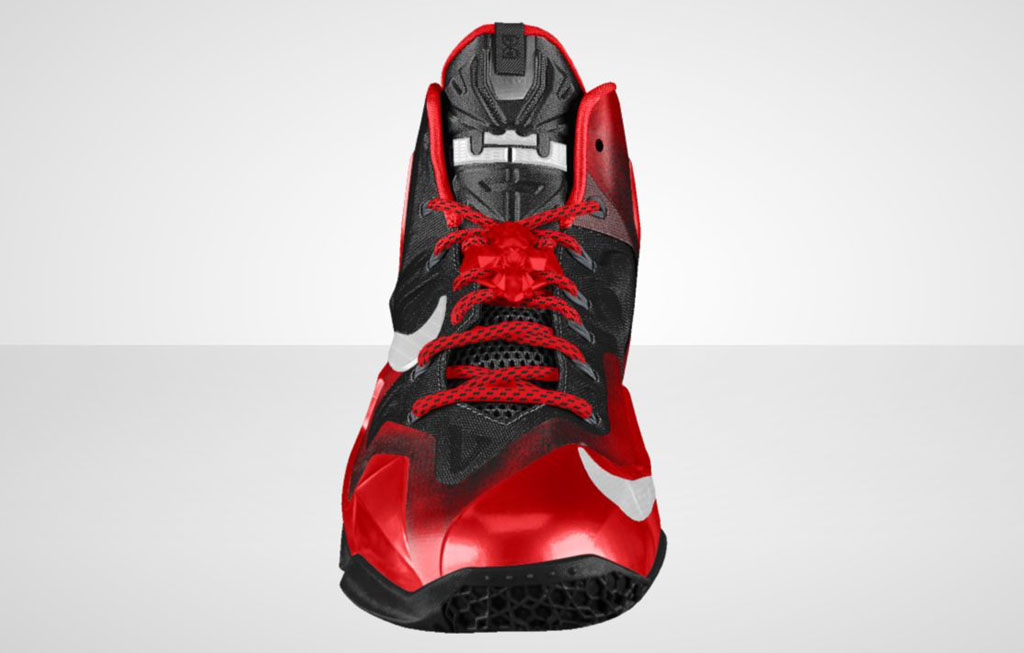 NIKEiD LeBron 11 'Forging Iron' Option (2)