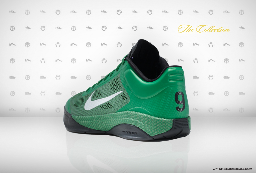 Nike Zoom Hyperfuse Low - Rajon Rondo Away Player ...