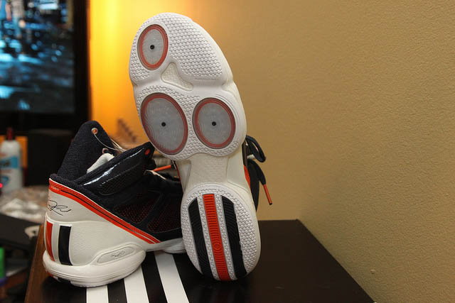 "adidas adiZero Rose 1.5 - ""Chicago Bears"""