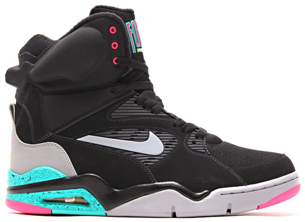 Nike Air Command Force Spurs 684715-001 (2)