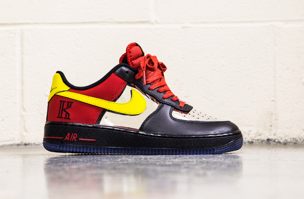 Release Date: Nike Air Force 1 Low CMFT Signature 'Kyrie Irving' Pack